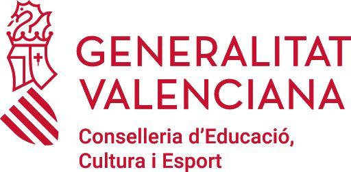 Logo Conselleria d'Educació, Cultura i Esport