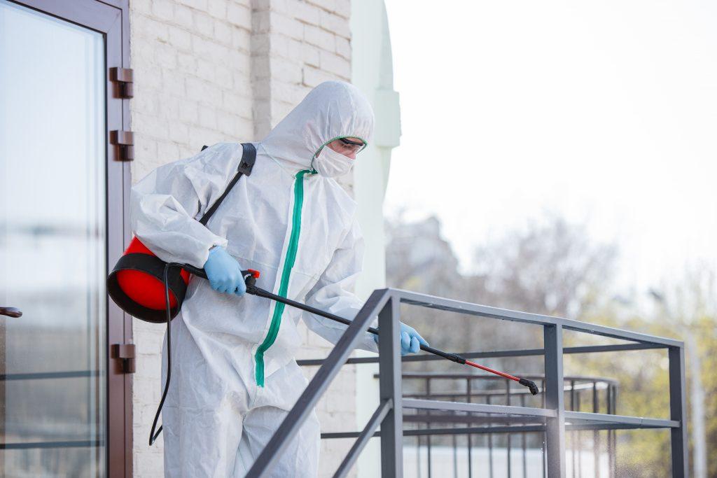 Desinfeccion Centros de Trabajo COVID-19